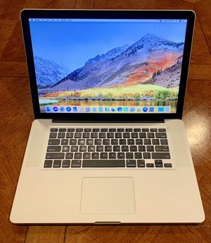 Apple MacBook Pro (15-inch, Mid 2012) 💻 Computer for Sale in Washington, DC