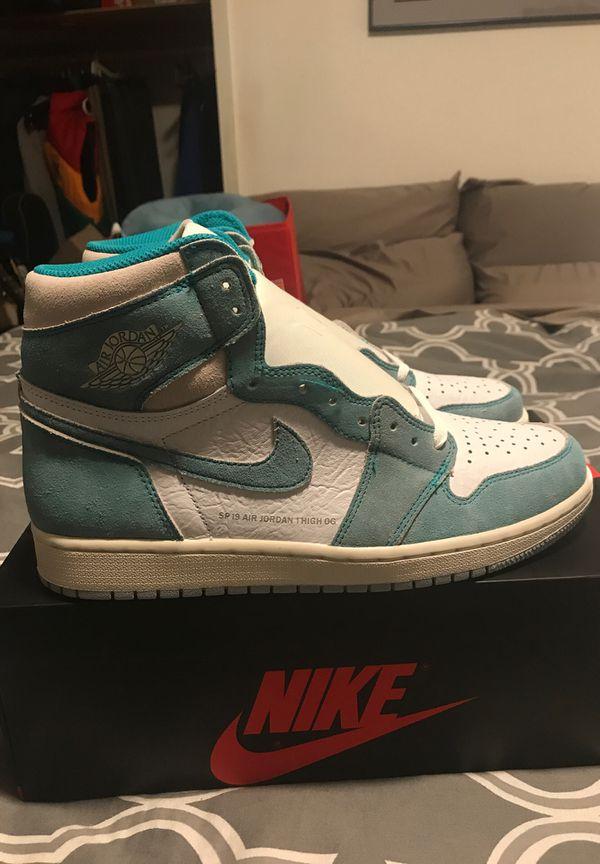 Jordan 1 Turbo Green
