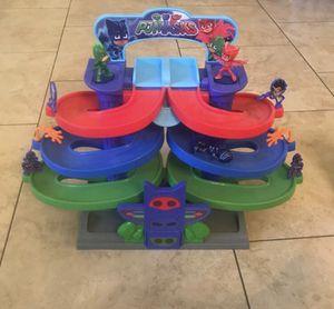 PJ Masks Spiral Die Cast Playset for Sale in Gilbert, AZ