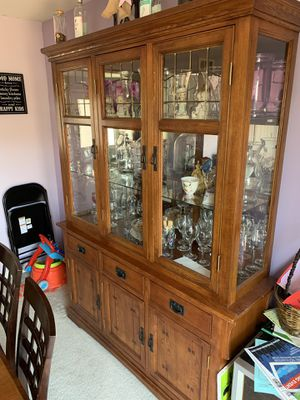 China display hutch for Sale in RUSCMBMNR Township, PA