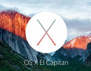 OS X El Capitan 10.11 Installer for Sale in Danville, CA