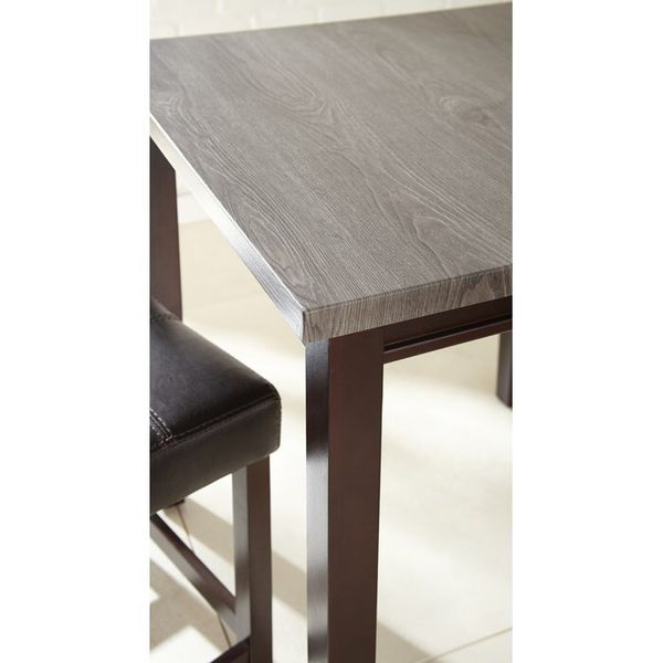 Dining Table and Chairs (Counter Height Table and 4 Stools)