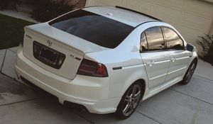 Super Clean! ACURA 2007 WELL MAINTAINED WITH GPS SYSTEM for Sale in Mount Pleasant, SC