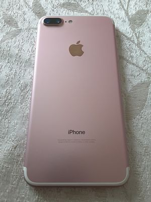 Apple iPhone 7+ PLUS 32GB (T-MOBILE) UNLOCKED $250 FIRM for Sale in Santa Ana, CA