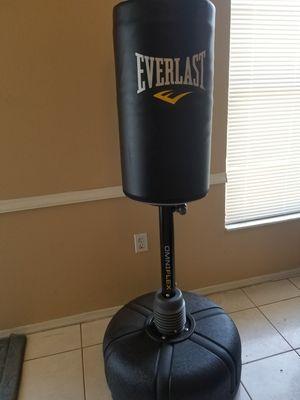 EverLast OmniFlex Punching Bag for Sale in Orlando, FL