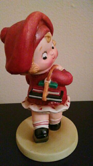 "Campbell Kids ""School Days"" Girl Figurine for Sale in Chicago, IL"