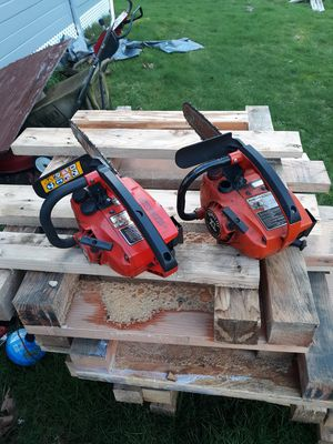 Home light chainsaws for Sale in Edgewood, WA