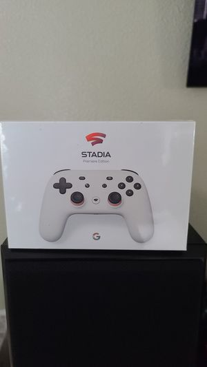 Google Stadia with Chromecast Ultra for Sale in Phillips Ranch, CA