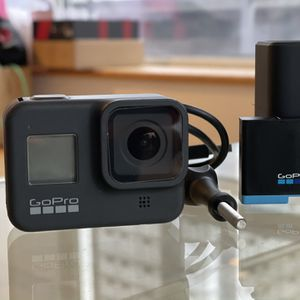GoPro Hero 8 Black With Extras for Sale in Brooklyn, NY