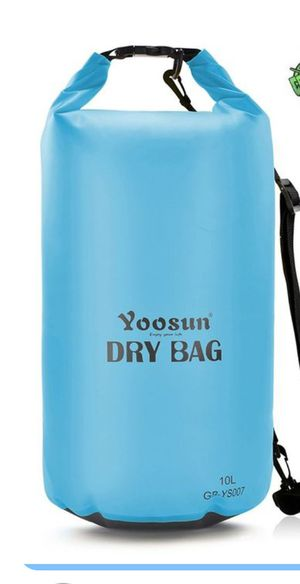Blue dry bag for Sale in Fort Worth, TX