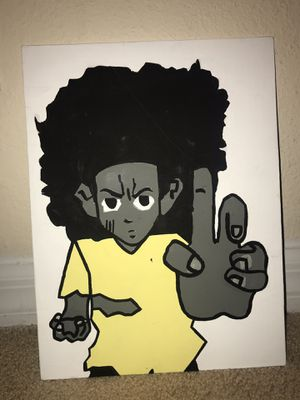 the boondocks painting for Sale in Tampa, FL