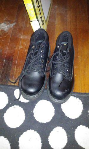 Men's steel toe boots for Sale in Detroit, MI