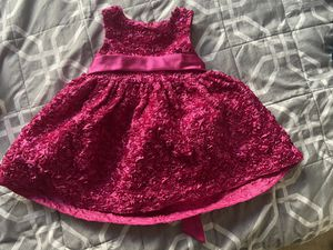 Rose color dress for girls for Sale in Andover, MA