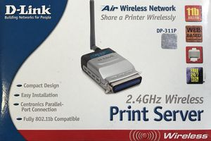 Wireless printer server for Sale in Pittsburgh, PA