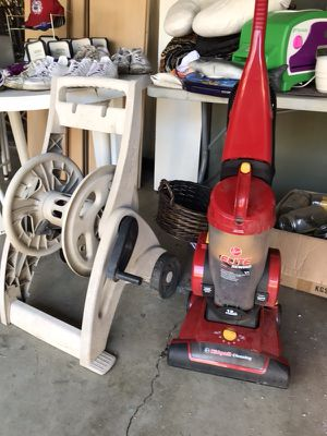 Vacuum $30 hose holder $10 for Sale in Fresno, CA