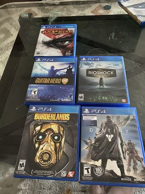 PS4 Games for Sale in North Salt Lake, UT