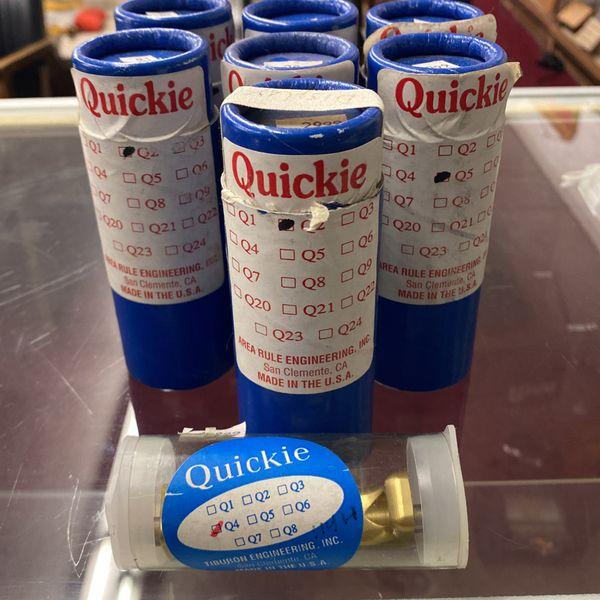 Quickie, Gold, Q2, Q4, Q5