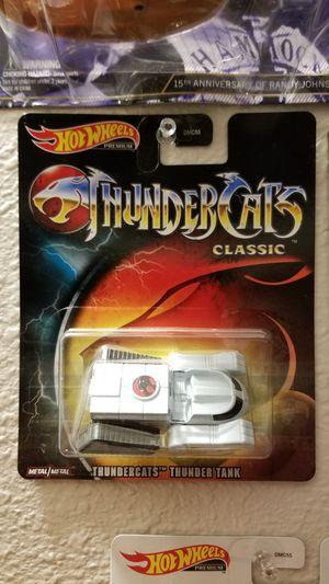 Hot Wheels Premium Thundercats Thunder Tank for Sale in Tempe, AZ