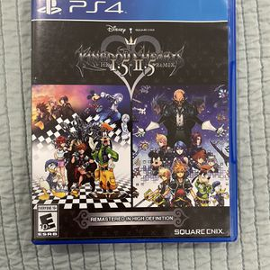 Kingdom Hearts 1.5 & 2.5 HD Remix for Sale in Miami, FL