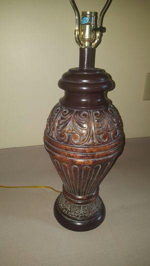 Lamp with pretty designs for Sale in Newport News, VA