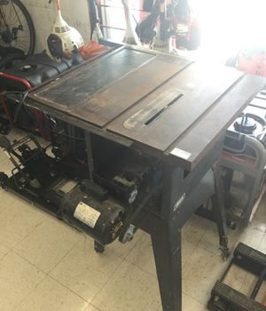 Craftsman Table Saw for Sale in Oklahoma City, OK