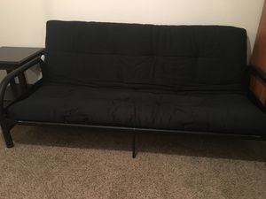 Black Futon for Sale in Tucson, AZ