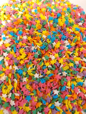 Colored Stars Sprinkles for Sale in Costa Mesa, CA