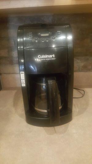 Cusinart coffee maker for Sale in Chandler, AZ