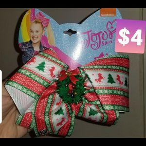 Jojo Siwa Christmas Bow for Sale in Las Vegas, NV