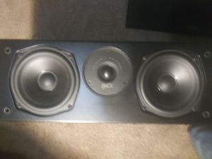 Polk Audio T30 Center Channel Speaker 100w for Sale in Tacoma, WA