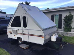 2000 Aliner LX A -frame pop up camper for Sale in Plantation, FL