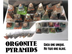ORGONITE - EMI/EMF/WIFI/5G PROTECTION for Sale in The Bronx, NY