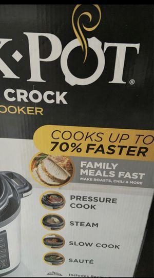 Brand New Crock Pot Express for Sale in Fort Lee, NJ