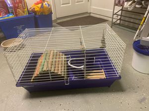 """Critter cage 18""""x 2' with accessories for Sale in South Daytona, FL"""