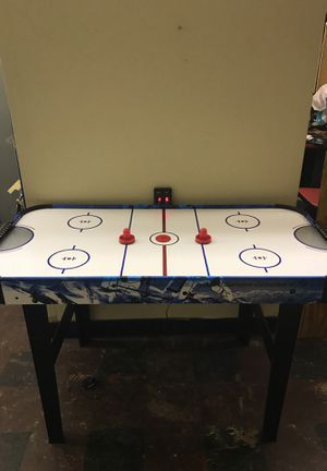 48 inch air hockey table for Sale in Bedford, OH