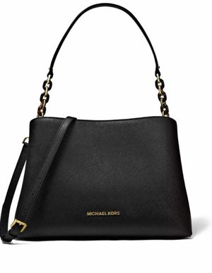 NEW AUTHENTIC Michael Kors Sofia Large EW Leather Satchel for Sale in Upland, CA