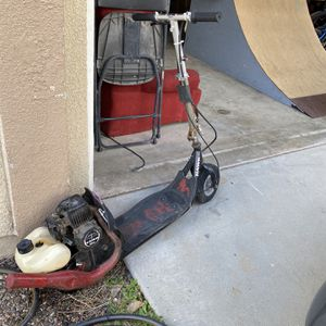 Gas Scooter for Sale in Fontana, CA