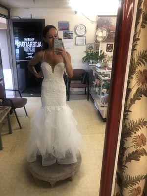Wedding dress for Sale in Peoria, AZ