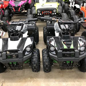 36V Electric 4-wheeler With 3 Speed And Rubber Tires for Sale in Houston, TX