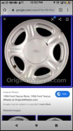96-99 Ford Taurus rim for Sale in Colona, IL