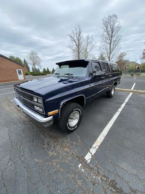 Classic Chevy suburban ! for Sale in Canton, OH