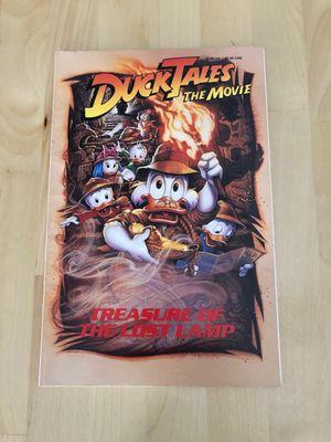 Disney ducktales the movie vintage comic for Sale in Gardena, CA