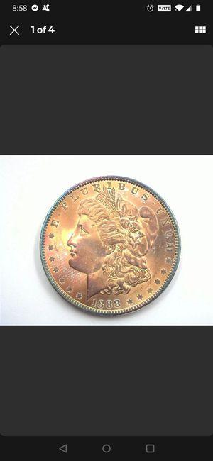 1888 P Morgan Silver Dollar GEM for Sale in Whittier, CA