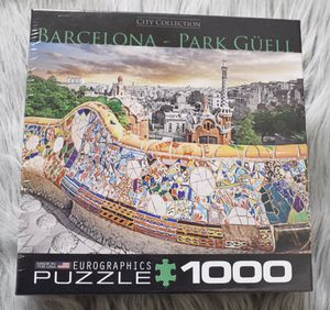 Puzzle 1000 Piece Jigsaw Puzzle for Sale in Laurel, MD