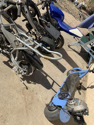 Rocket pocket bikes for Sale in San Bernardino, CA