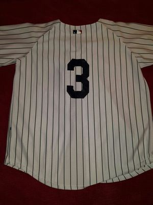 Authentic retired #3 Babe Ruth jersey for Sale in Leavenworth, WA