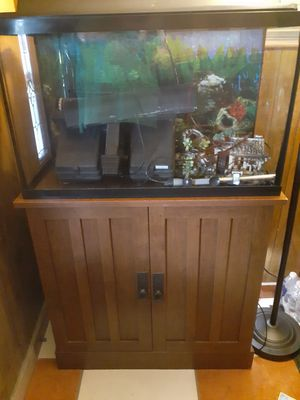 50 gallons Fish tank for Sale in Oklahoma City, OK