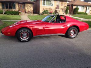 1976 Chevy corvette for Sale in Burbank, IL