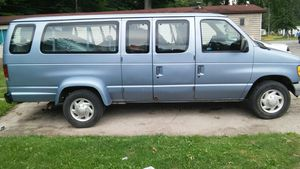 15 passenger ford dully van with a ford f150 moter in it for Sale in Clio, MI
