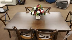 6 chair dinning table set for Sale in Victoria, TX